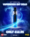Vaporesso Sky Solo ONLY £12.95