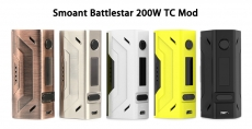 Smoant Battlestar 200W TC Mod Reduced on GB!