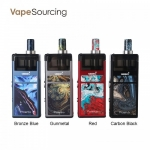 A Rebuildable Pod System? Meet the SMOANT Pasito