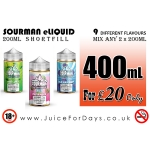 ⚡️ *SPECIAL OFFER* – 400ML ELIQUIDS FOR £20.00 ONLY! ⚡️