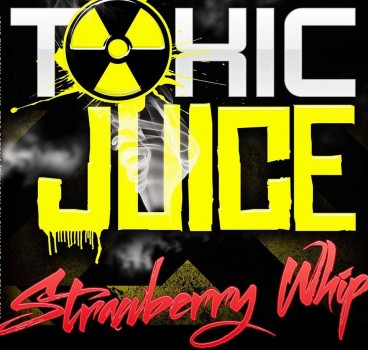 Strawberry Whip flavour eLiquid by Toxic eJuice