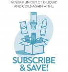 Subscribe & Save @ECIGWIZARD.com – Never Run Out of E-Liquid and Coils Again!