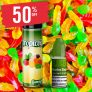 50% OFF – Gummy Fruits 50ml shortfill £5 with free nicotine shot! @REJUCIED