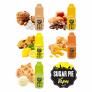 Sugar Pie Classic Taster Pack – £10 for 5x10ml – TABlites.com
