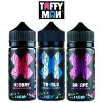 Taffy Man 100ml E-Liquid Shortfills – £9.99