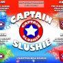 Captain Slushie 120ml shortfill with shots only £9.99