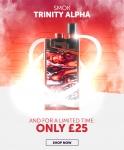 SMOK TRINITY ALPHA POD ONLY £15
