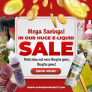 MEGA E-liquid SALE NOW ON!