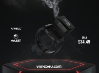 Uwell Amulet – £34.49 for 1 week only!