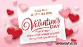 Vapesdirect Valentines Voucher Codes