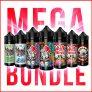 Mega Deal – 7 x 50ml Eliquid – £16.95 Free Nic Shots & Free UK SHIPPING