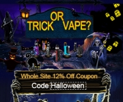 HALLOWEEN MARKDOWN-WHOLE SITE 12% OFF & 30% OFF FLASH SALE!