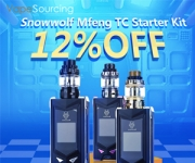 12% Off Snowwolf Mfeng Limited Edition!