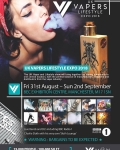 Free Tickets for Vapers Lifestyle – Manchester Vape Expo BEC Arena 2018