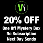 20% OFF One Off Boxes at Vapescribe