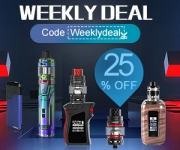 Weekly Deal – Hot Sell Products Discount For 25% Off