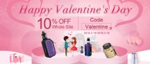 Vapesourcing Valentine's Day Sale
