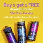 Buy 1 Get 1 Free – Taffy Man 100ml