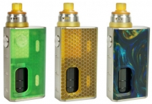 Wismec Luxotic BF Box – £39.99 with free 10ml Juice – TABlites