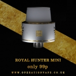 Royal Hunter Mini only 99p!